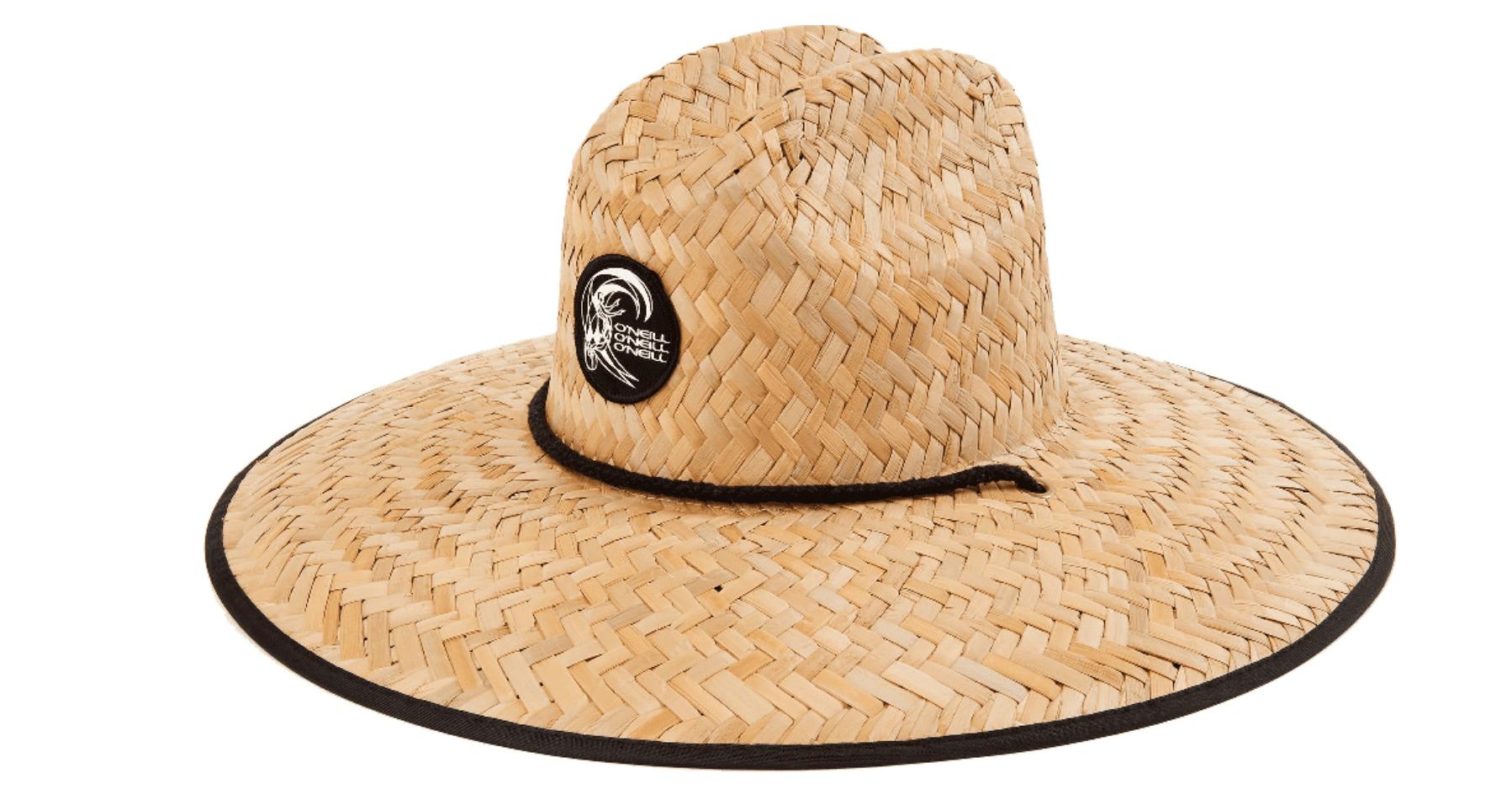 O'Neill Men's Straw Lifeguard Sonoma Hat