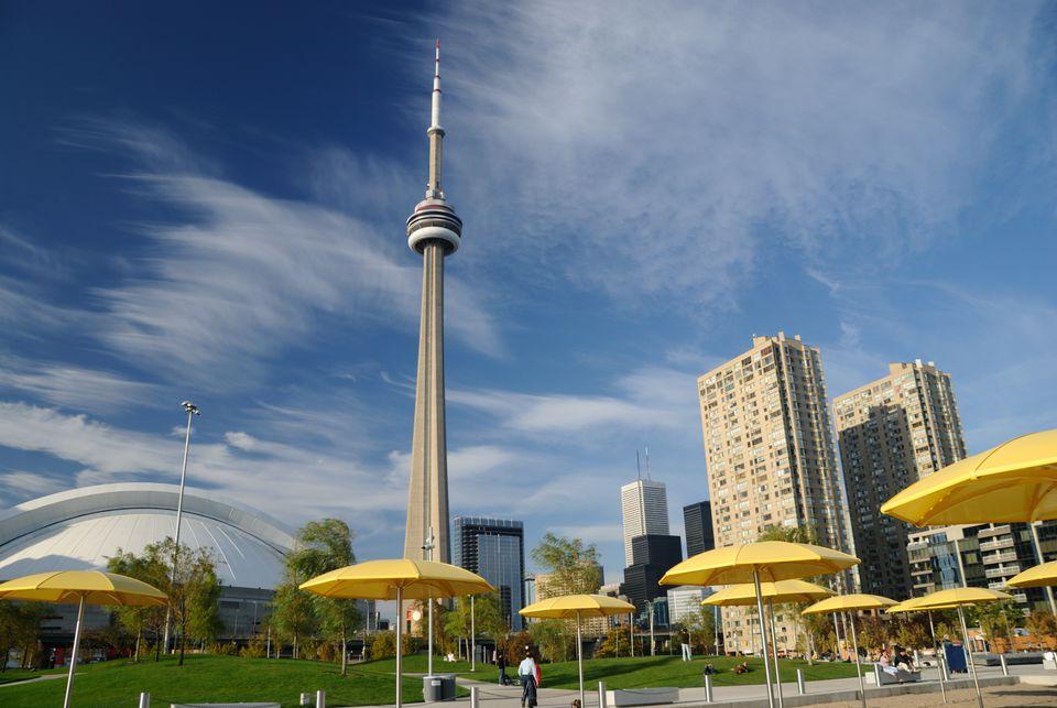 Toronto's CN Tower, Toronto