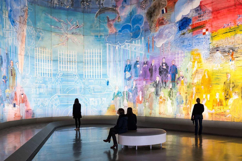 Famous Art Galleries In Paris