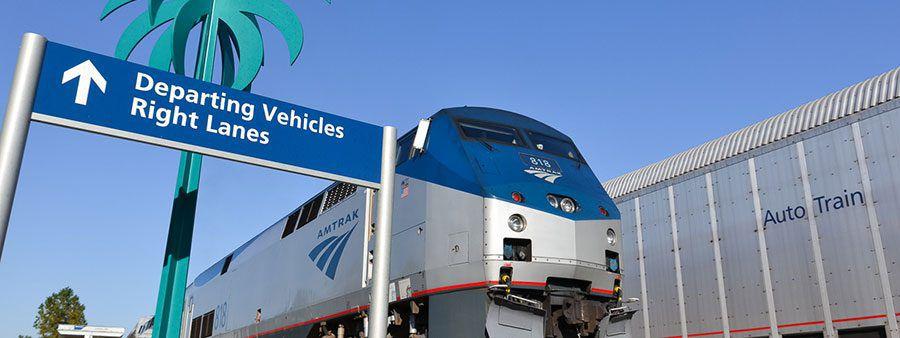 Amtrak Auto Train: From Virginia to Florida
