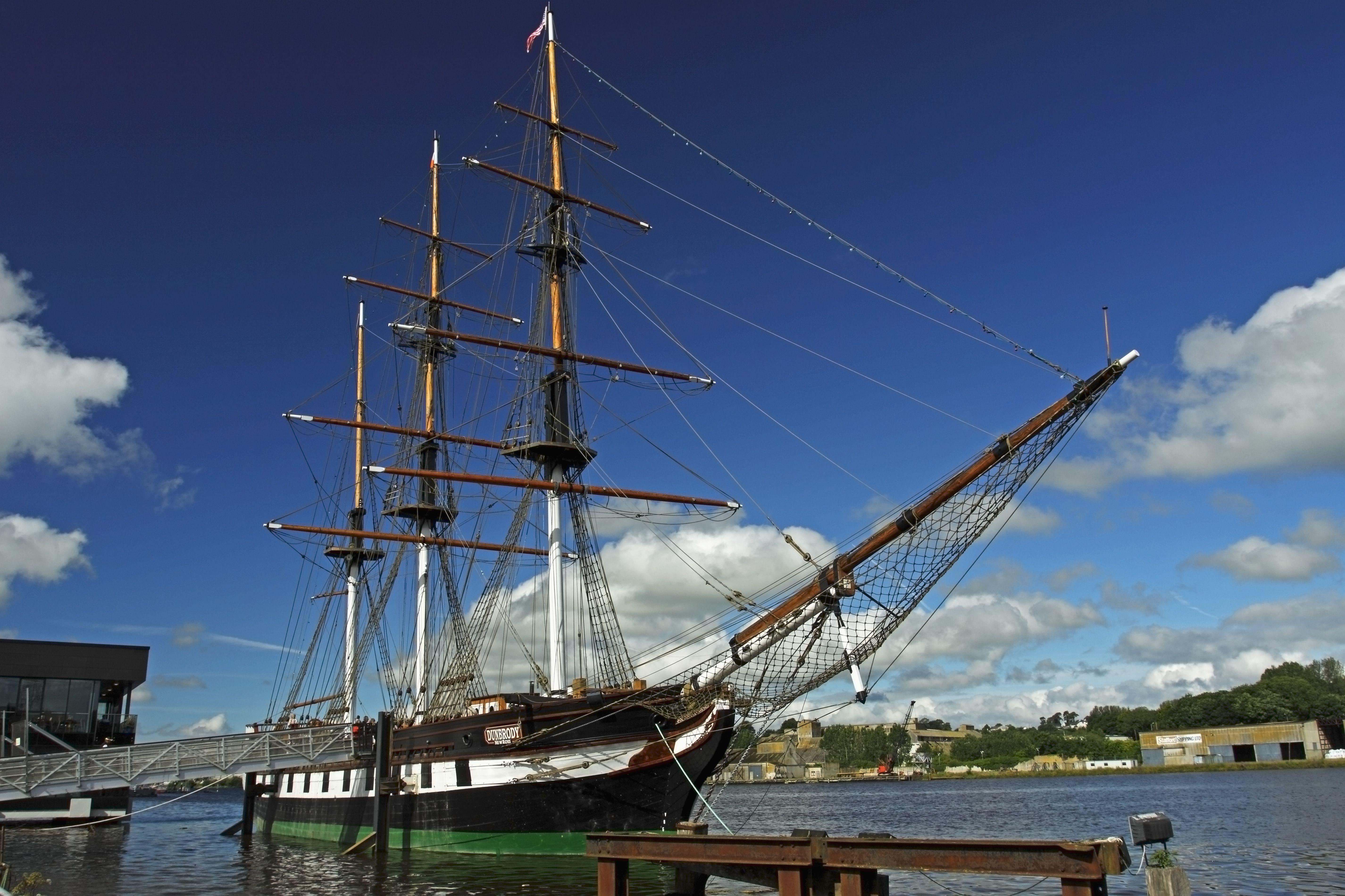 Dunbrody Famine Ship