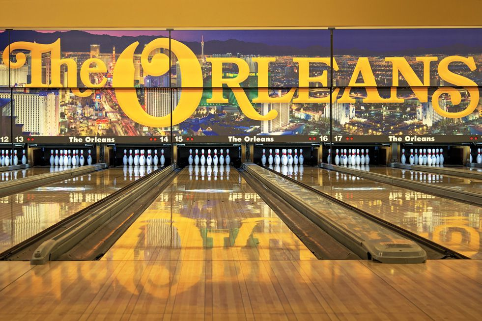 Bowling Alleys in Las Vegas Both On and Off the Strip