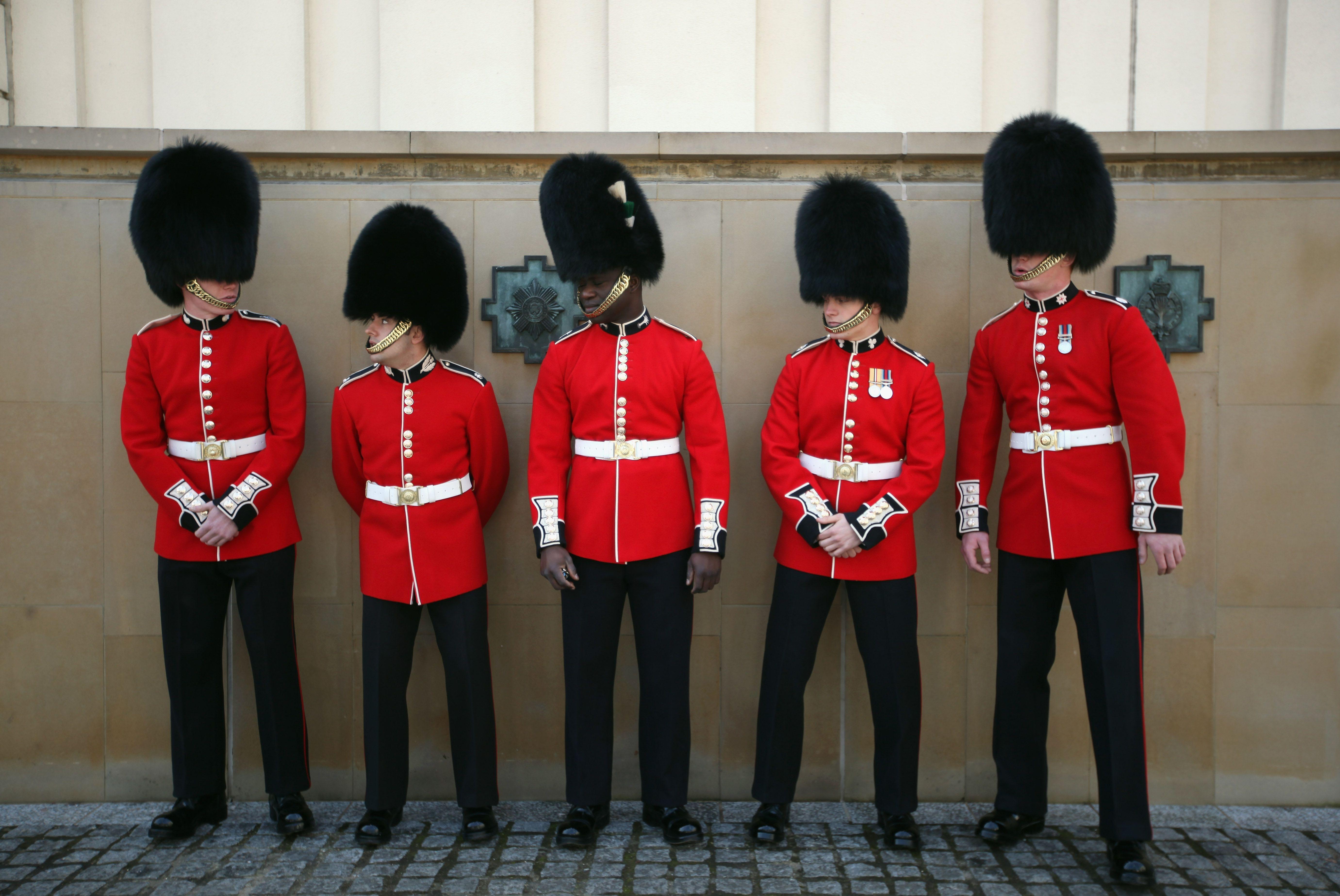 Guardia galesa