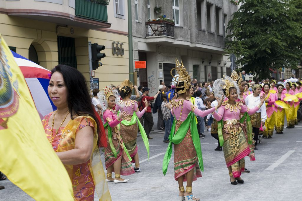 Street Parade - Carnival of Cultures