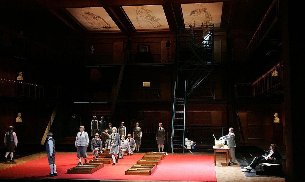 Richard Wagner Festival Rehearsal In Bayreuth