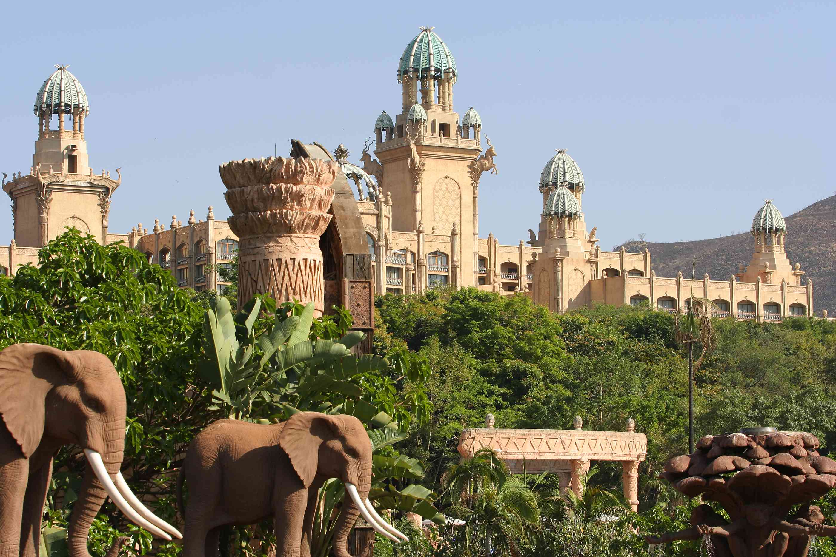 The Palace at Sun City mega-resort, Sudáfrica