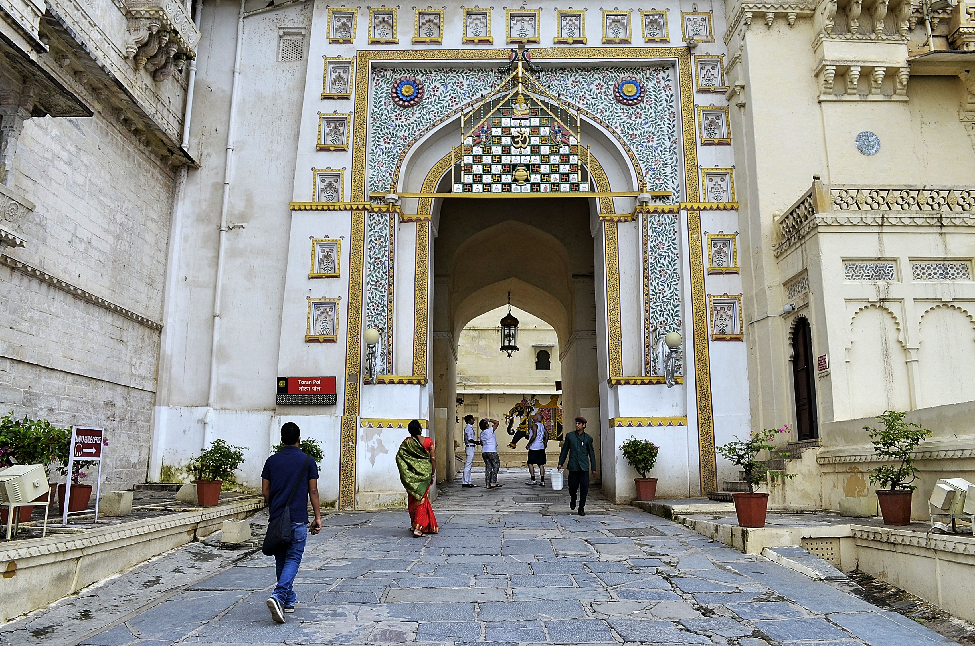 A Look Inside the Udaipur City Palace Museum