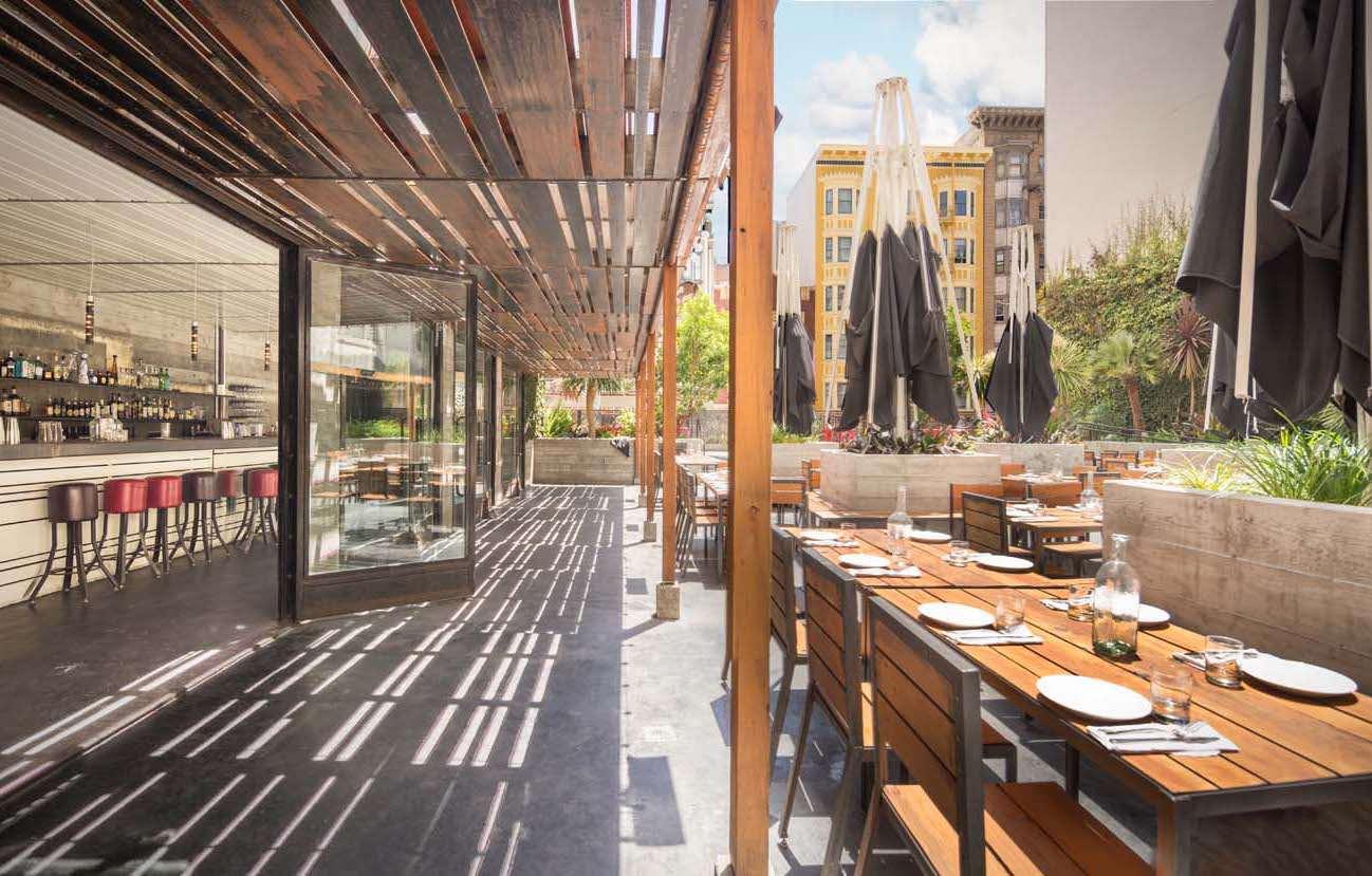 San Francisco's Best Rooftop Bars