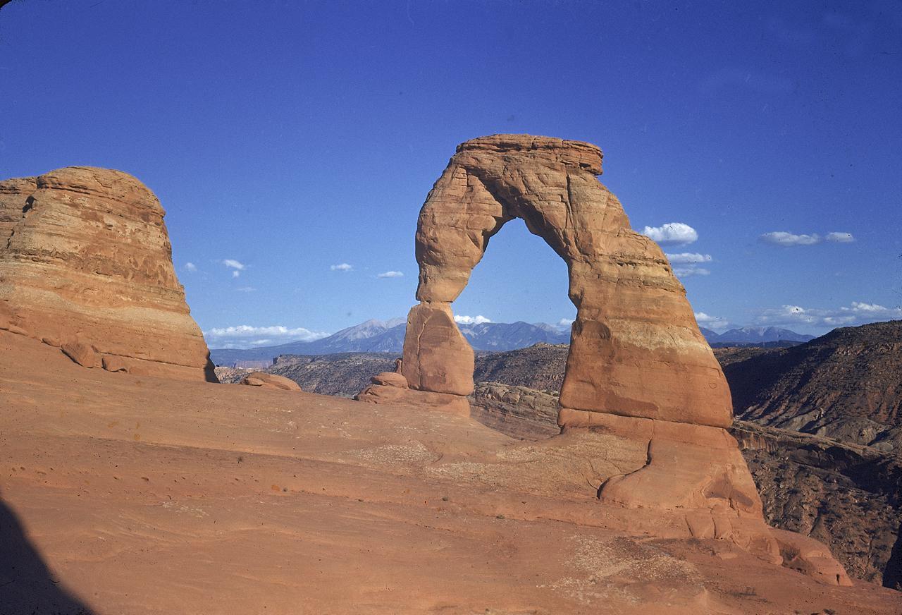 Delicate Arch, Parque Nacional Arches, Utah