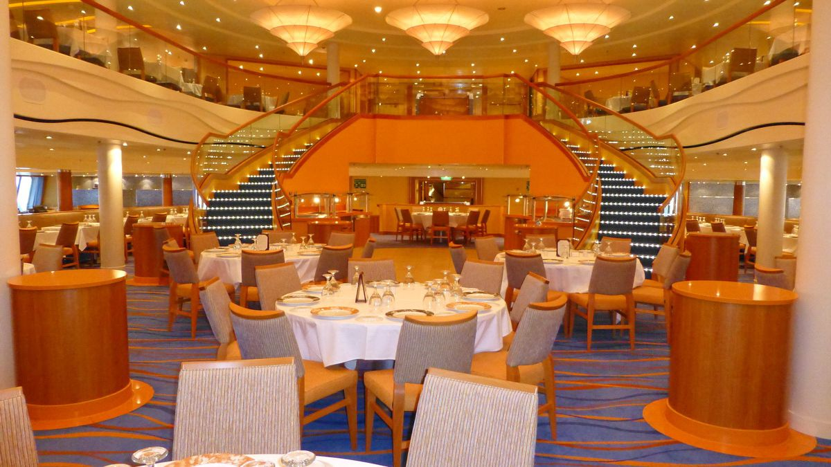 Carnival Breeze Dining And Cuisine