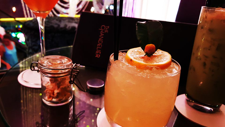 The Best Cocktail At The Cosmopolitan Las Vegas