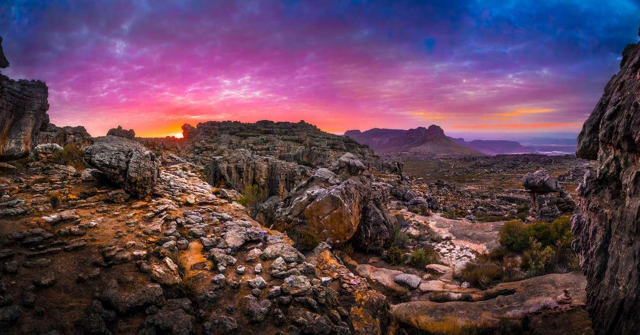 The World's Best Rock Climbing Destinations