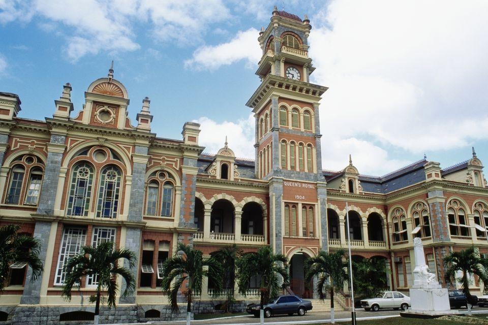 Queen's Royal College, Port of Spain, Trinidad
