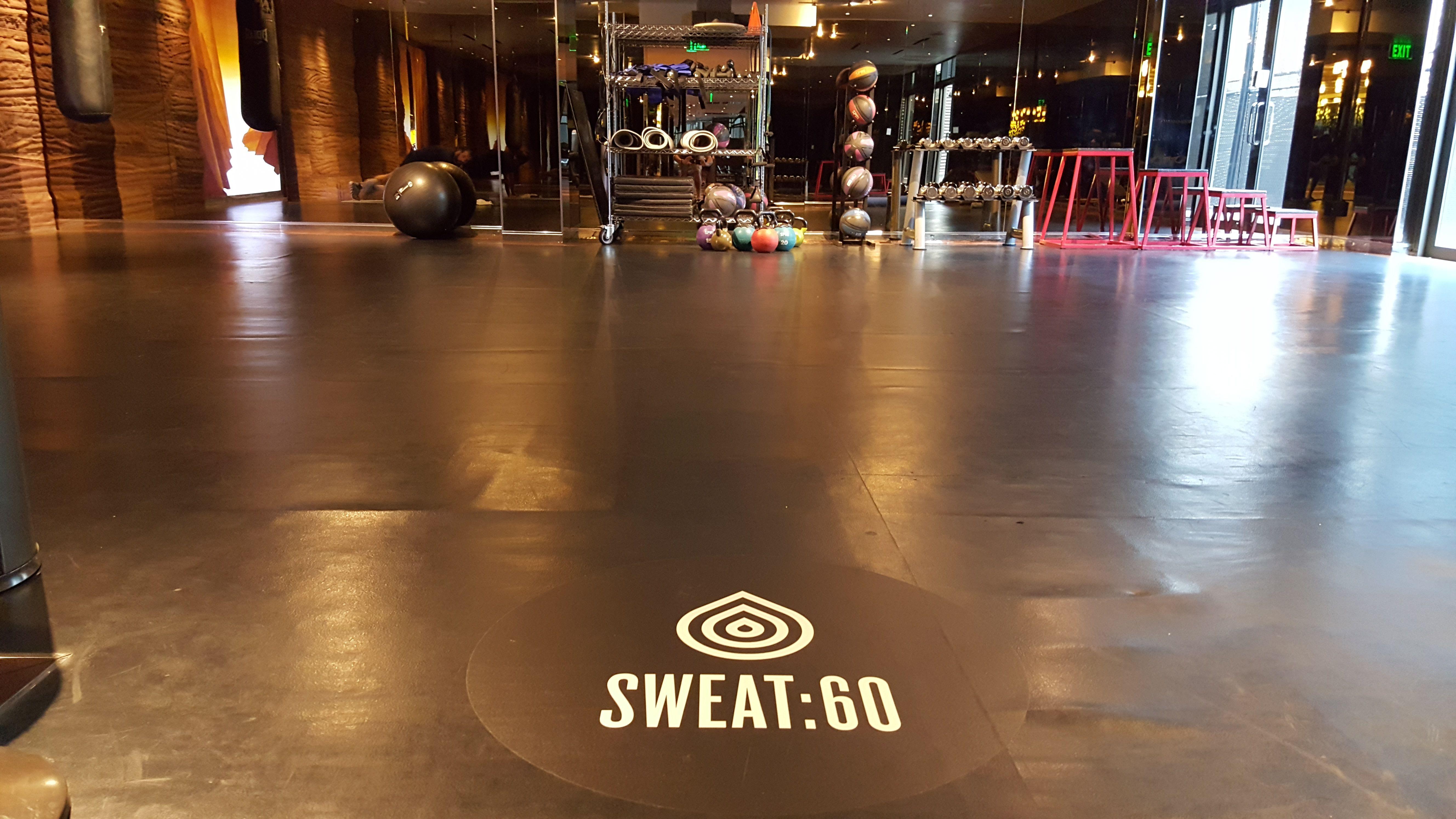 Sweat 60 en Cosmopolitan Las Vegas