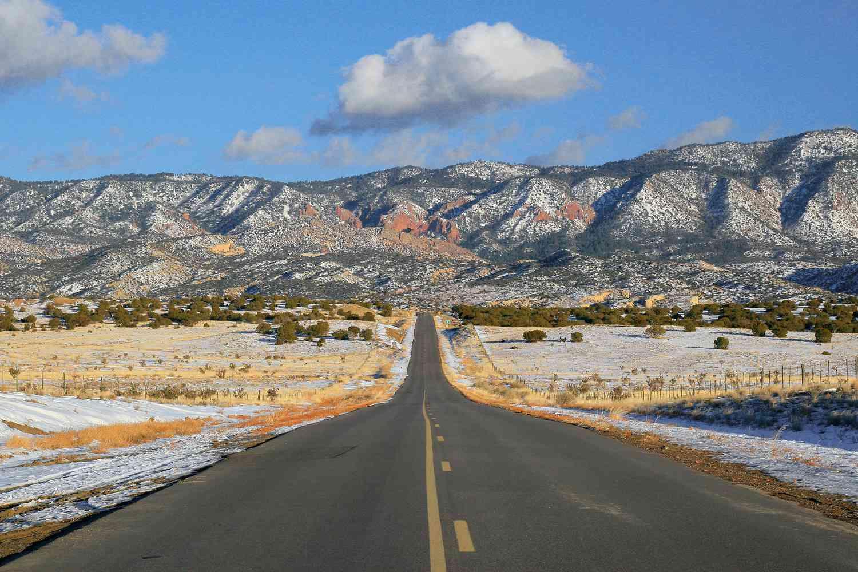 Jemez mountain trail national scenic byway