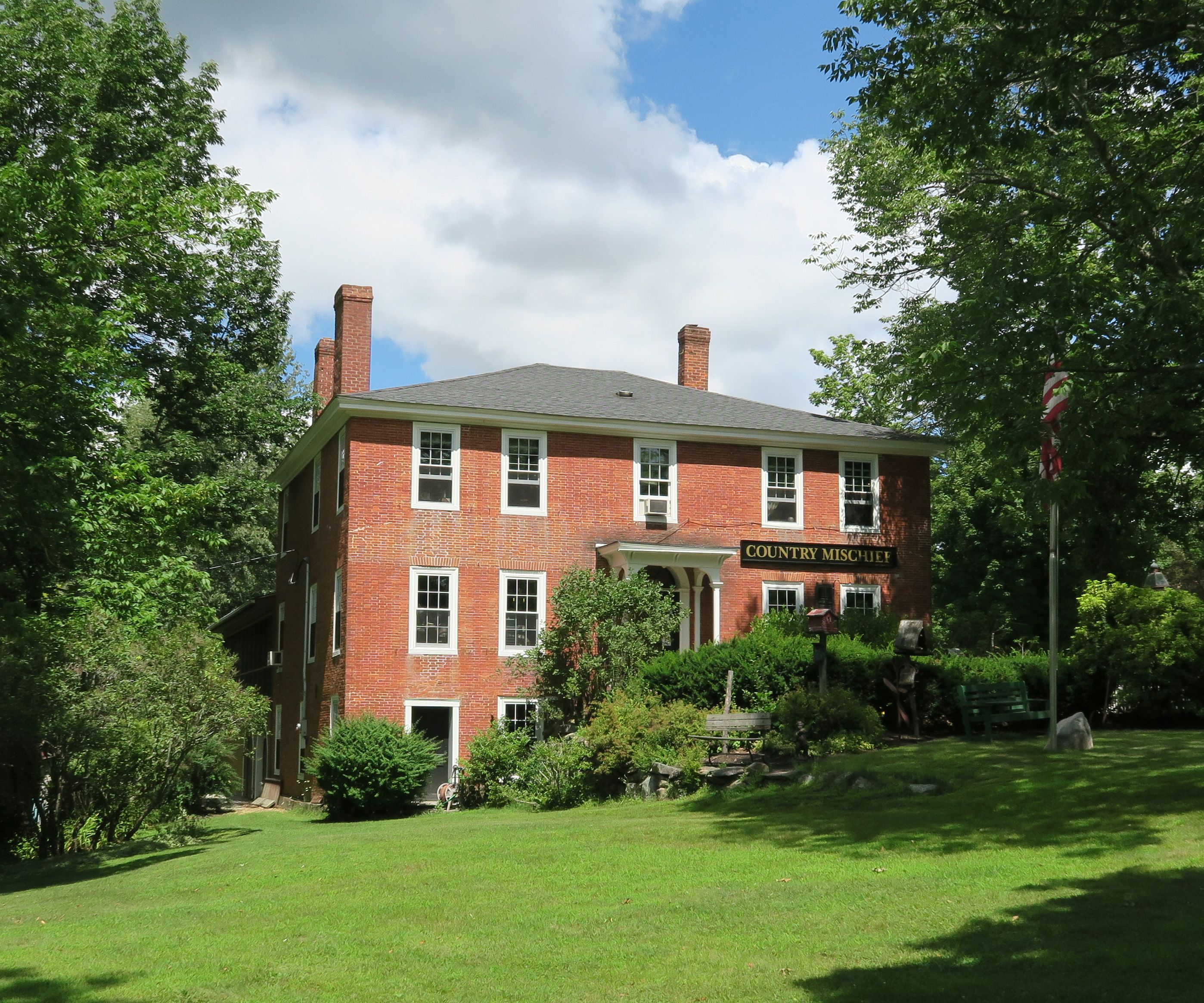 Country Mischief in Templeton, Massachusetts
