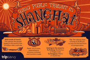 public transit in shanghai