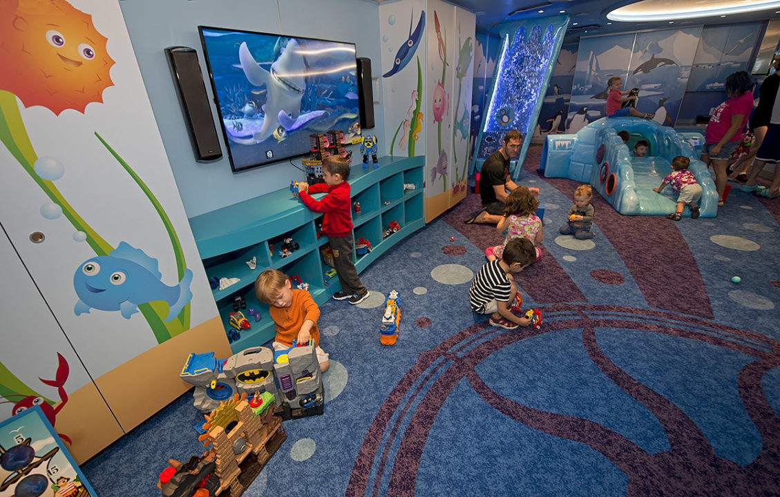 Carnival Cruise Lines' Kids Program: Camp Carnival