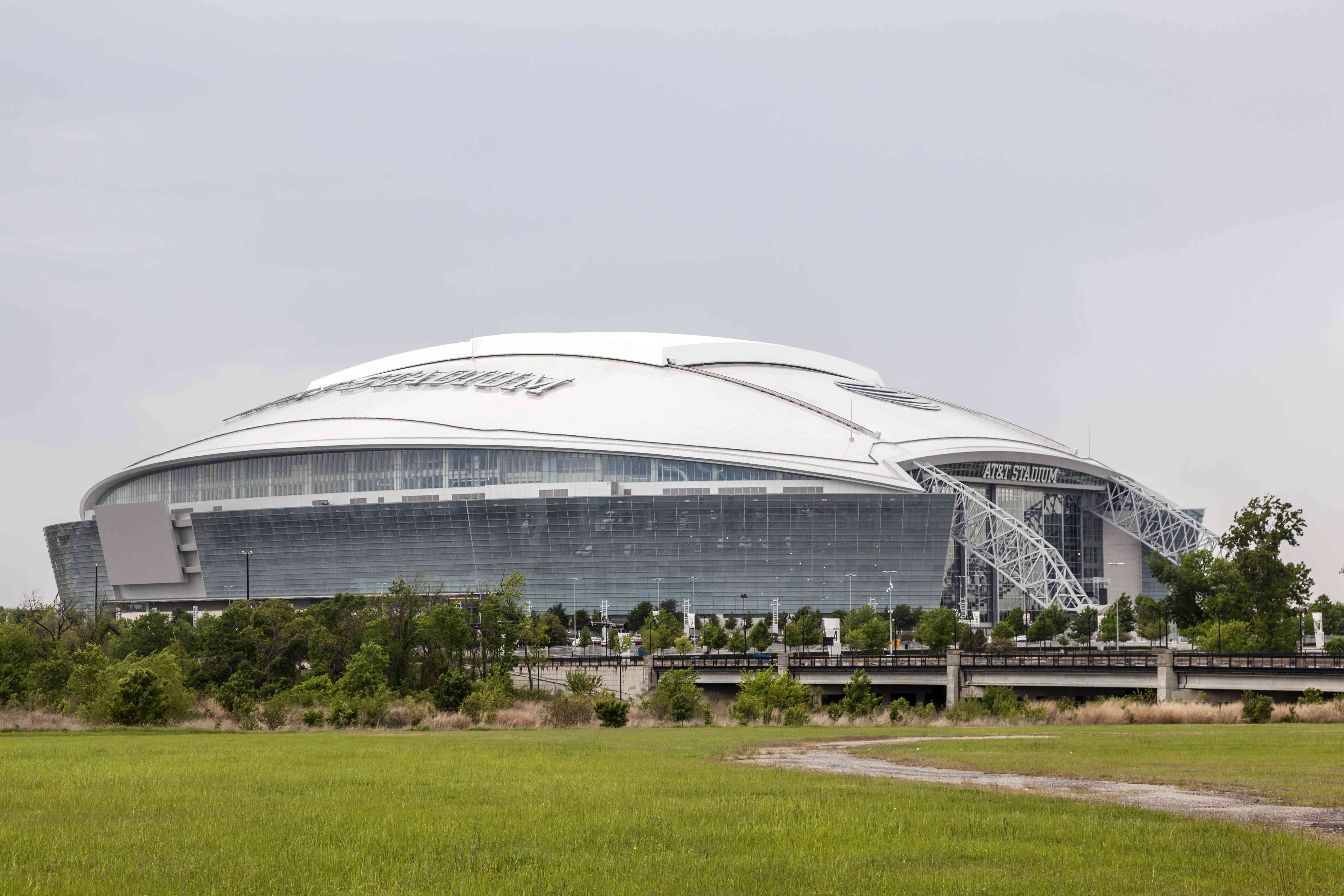 AT&T Stadium in Dallas, USA