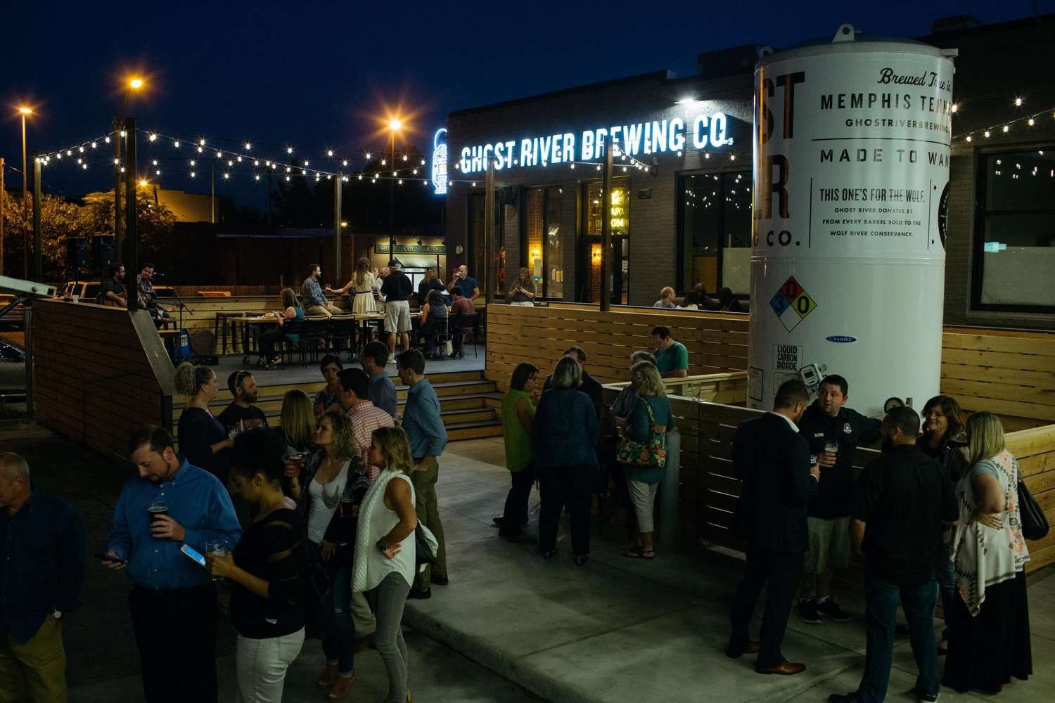 Ghost River Taproom