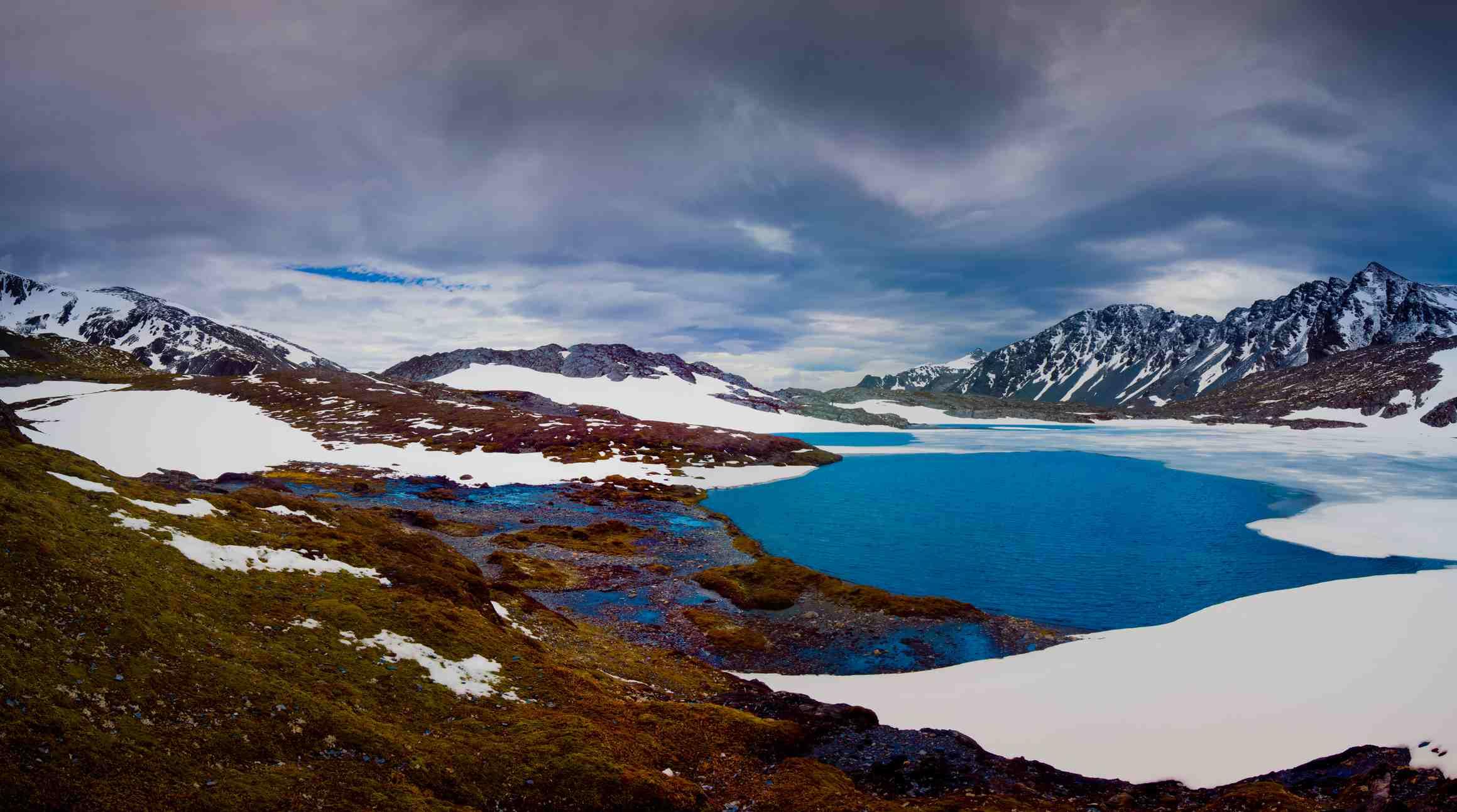 Tierra del Fuego in Argentina.