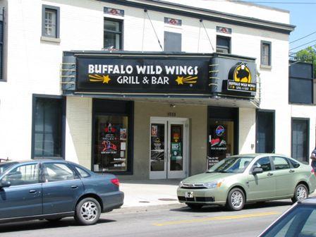 Buffalo Wild Wings in Louisville, KY