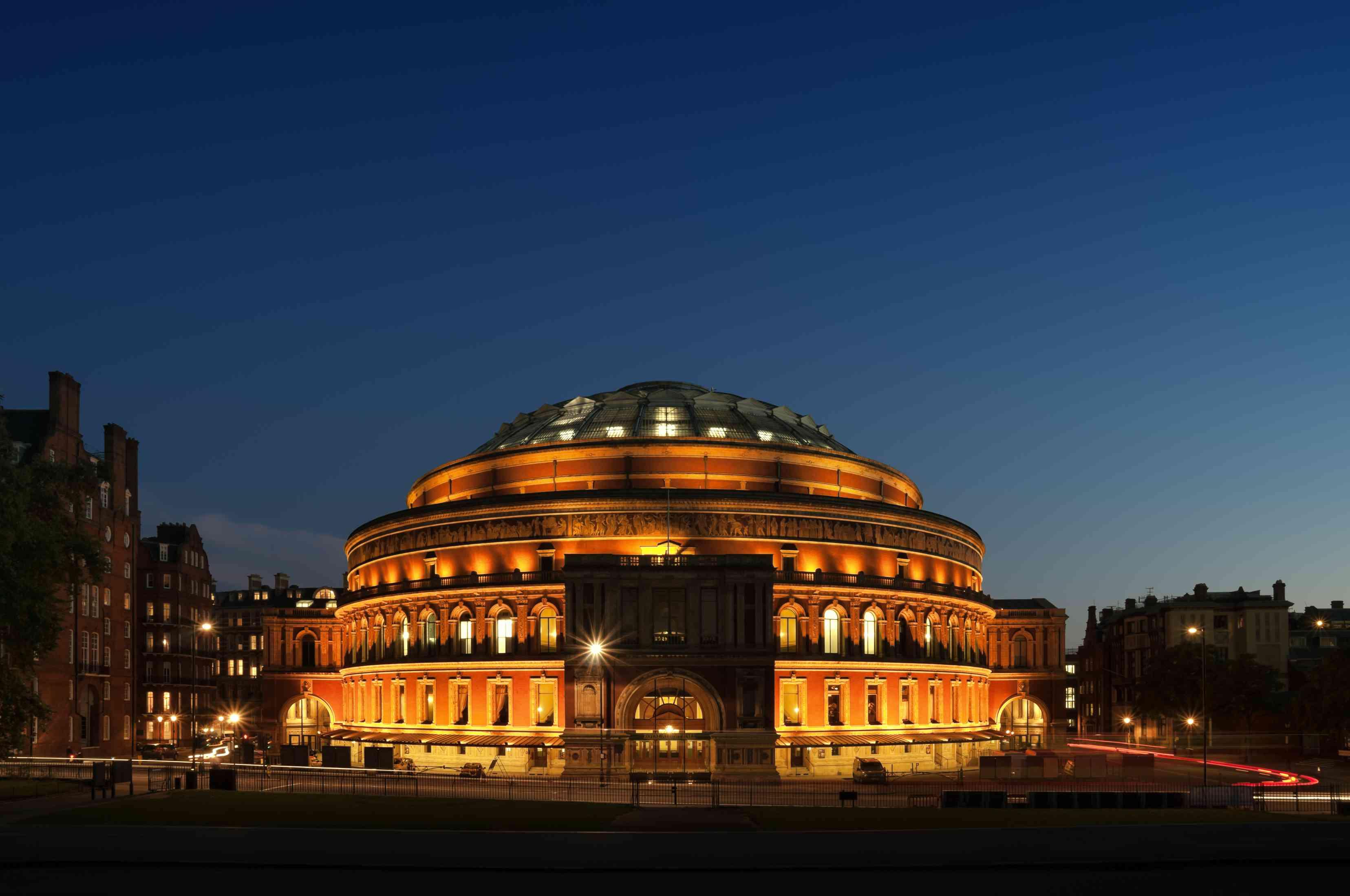 Royal Albert Hall, London.