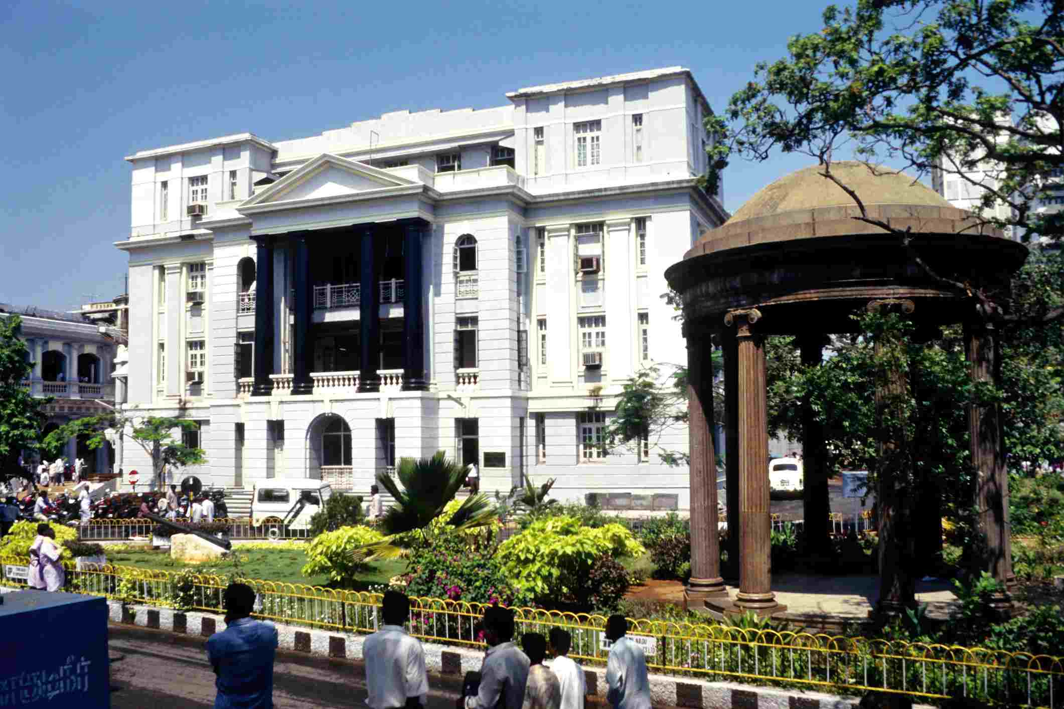 Fort Saint George Secretariat, Chennai.