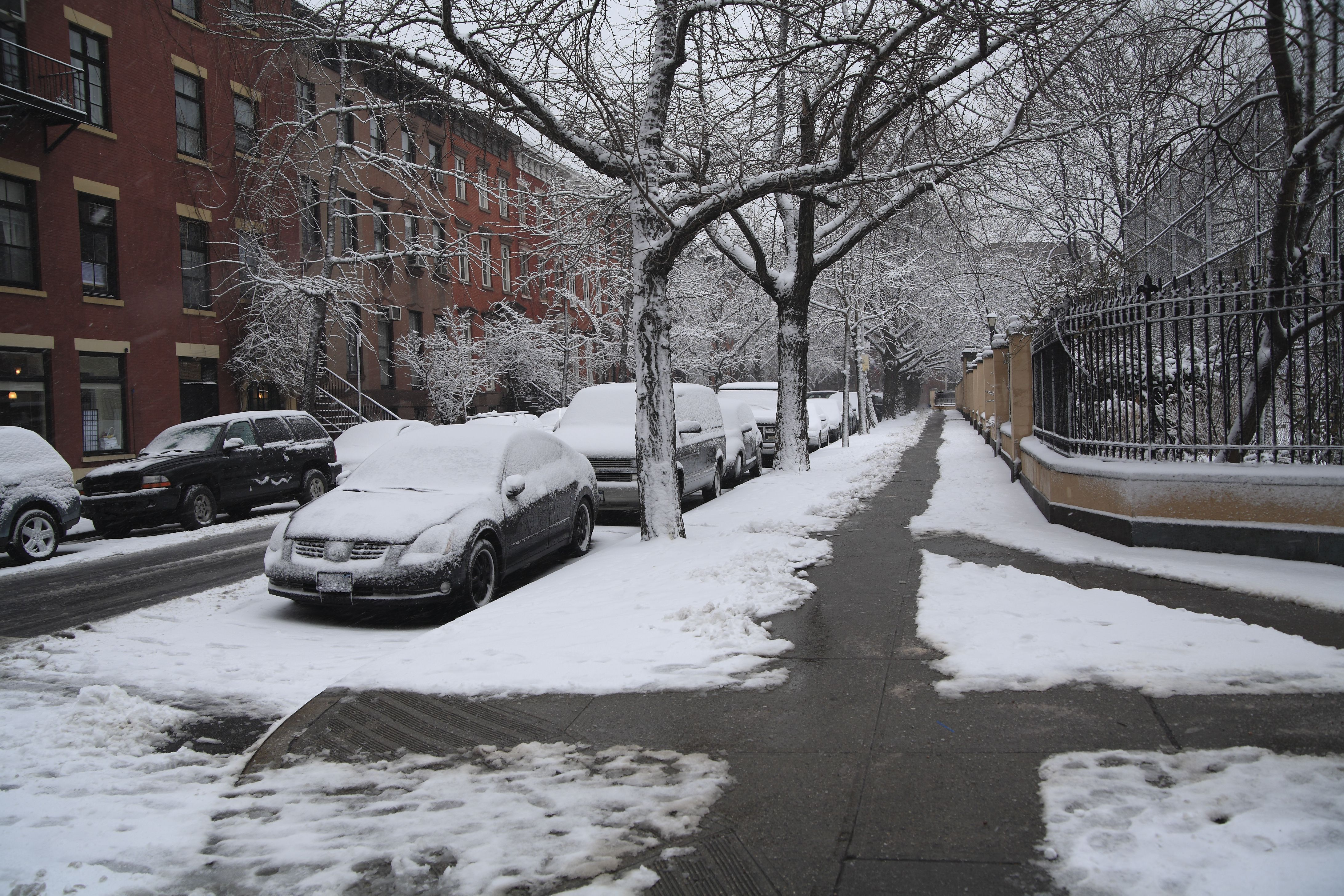 Leroy Street New York City