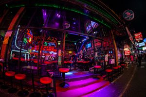 Bar in Pattaya, Thailand