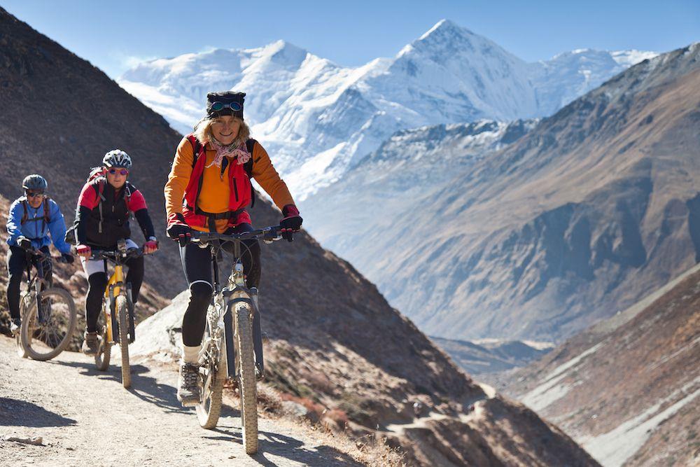 Himalaya en bicicleta de montaña