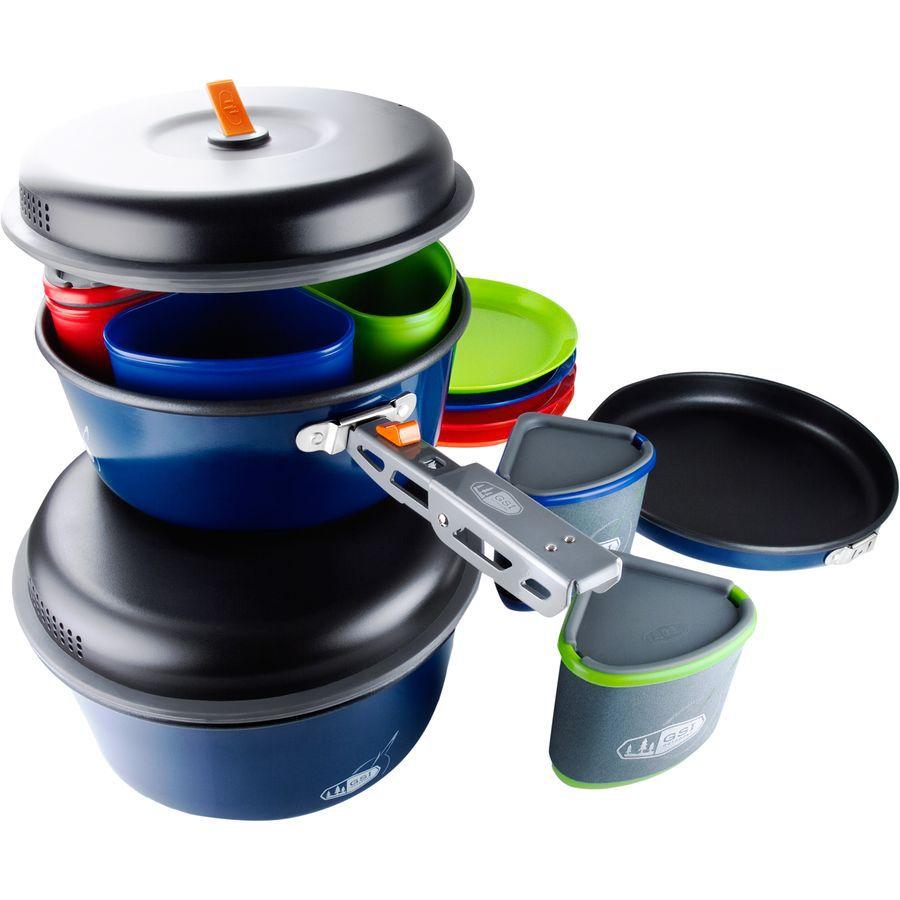 Juego de utensilios de cocina GSI Outdoors Bugaboo Camper