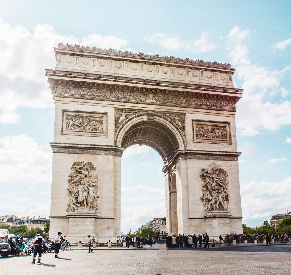 The Arc De Triomphe In Paris Complete Visitors Guide