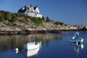 Coastal Home in Newport, Rhode Island
