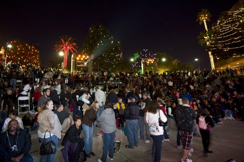 Glendale Glitters Christmas Festival