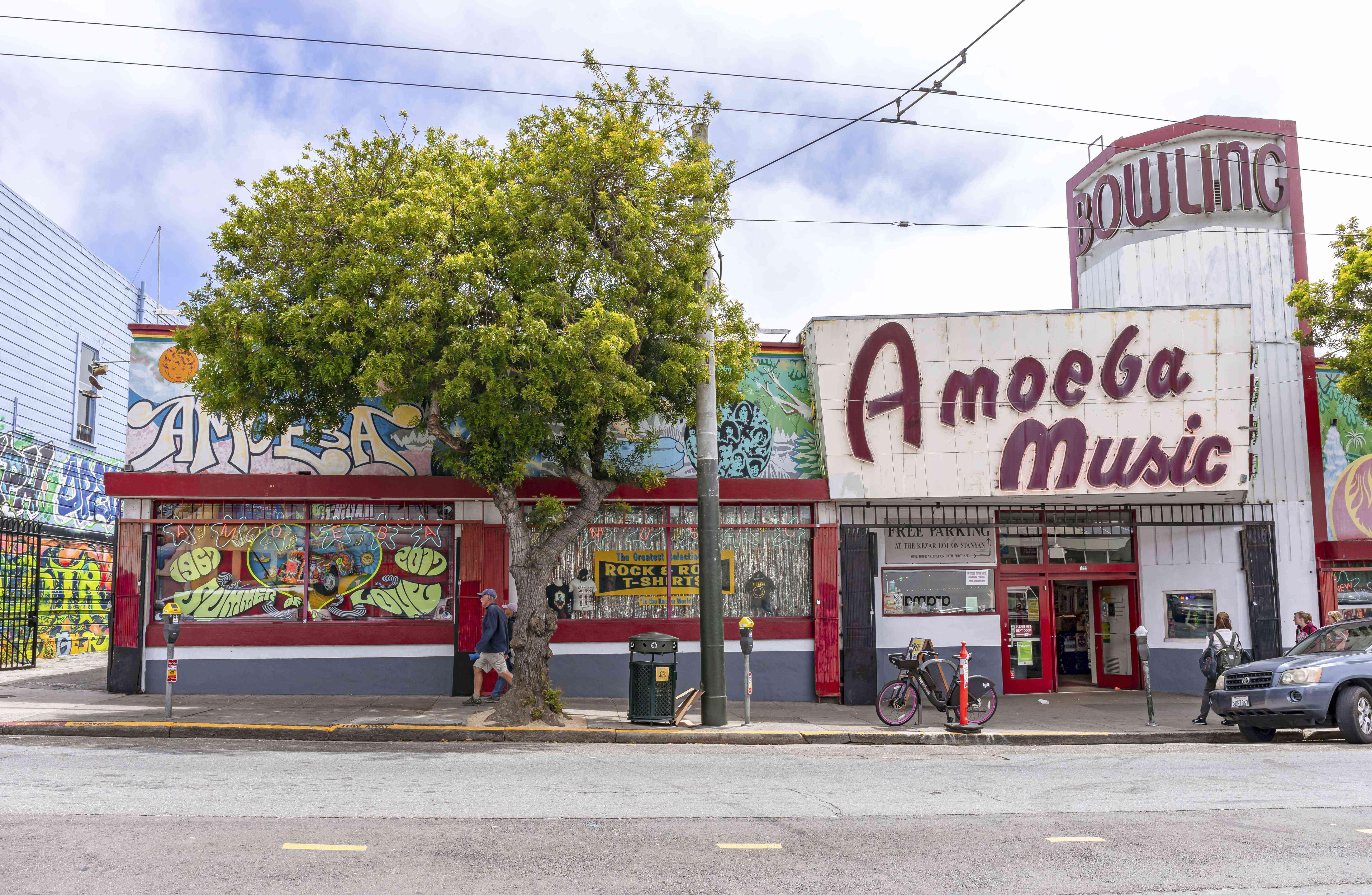 Amoeba Music, San Francisco