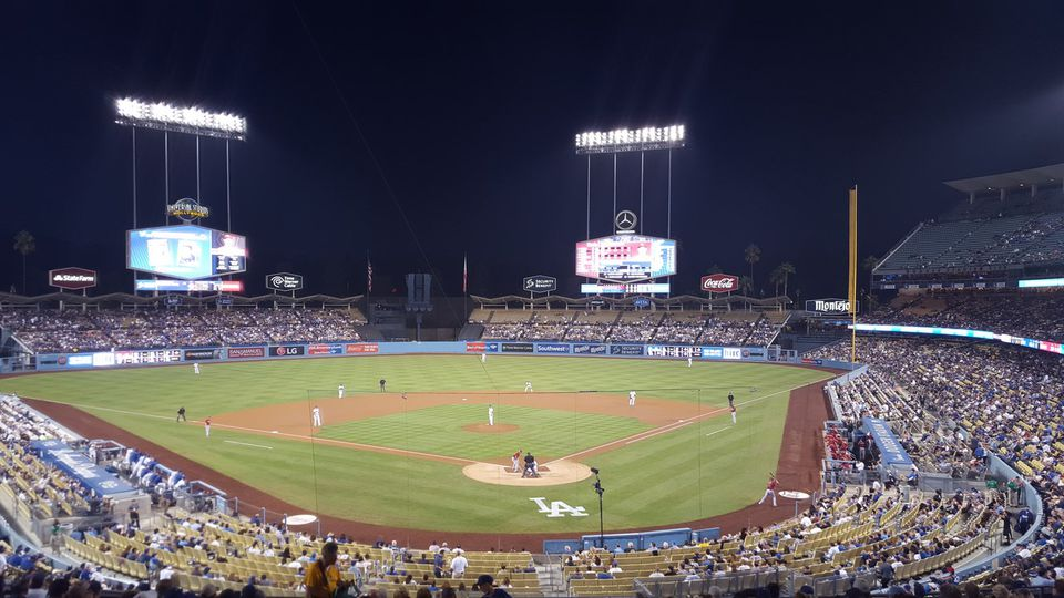 Travel Guide for a Dodgers Game in LA