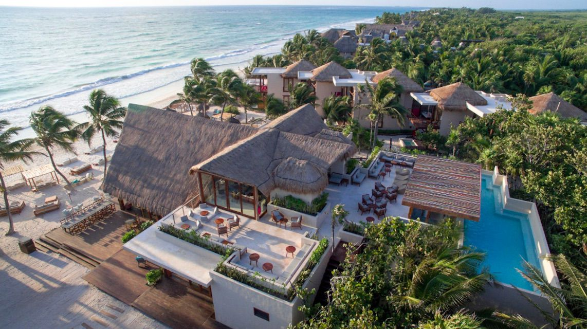 The 9 Best Hotels to Book in Tulum, Mexico
