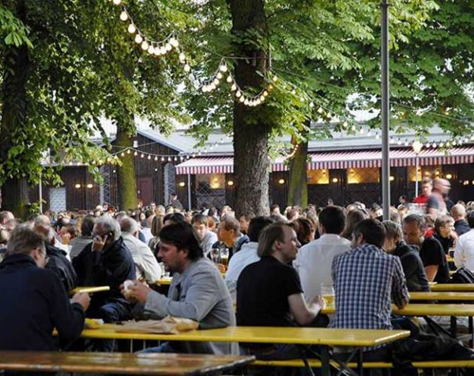 Prater Biergarten in Berlin