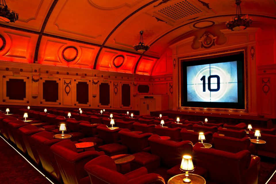 Best For First Dates Electric Cinema Notting Hill