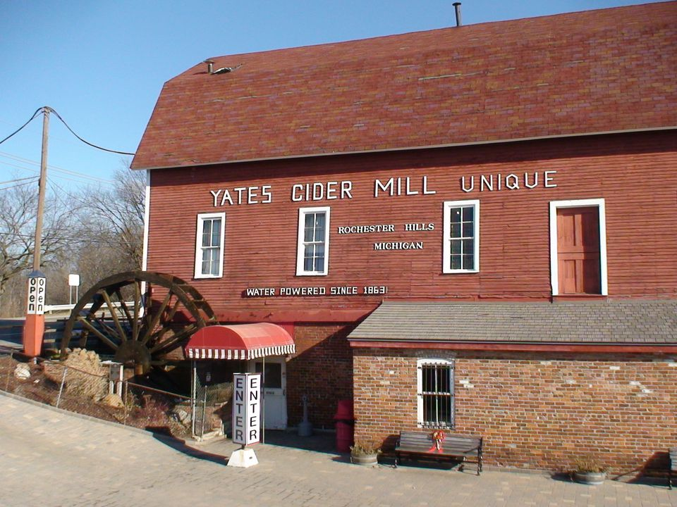 Molino de Sidra Yates Rochester Hills, Michigan