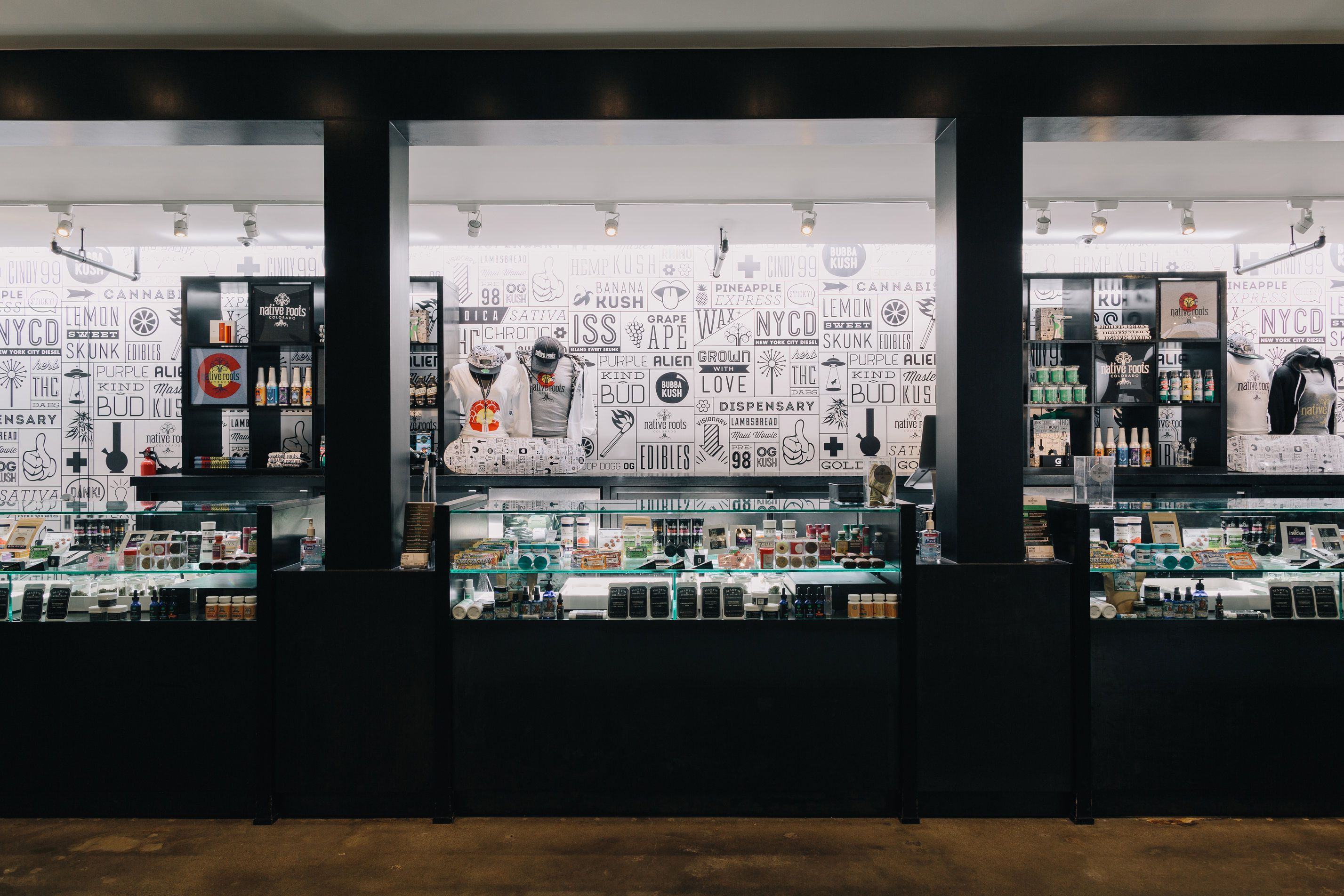 The 5 Coolest Dispensaries in Denver
