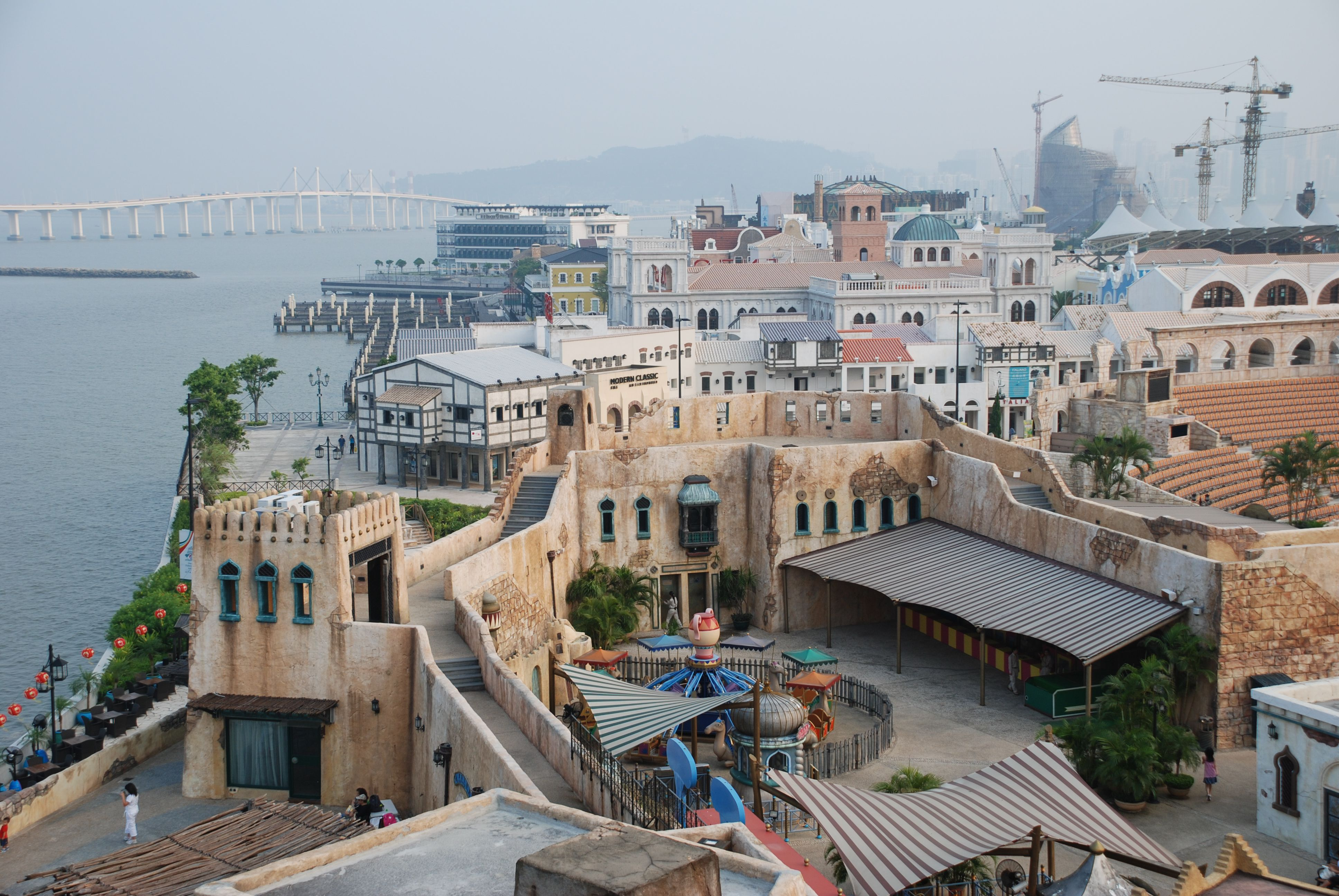 FishermanS Wharf Macau