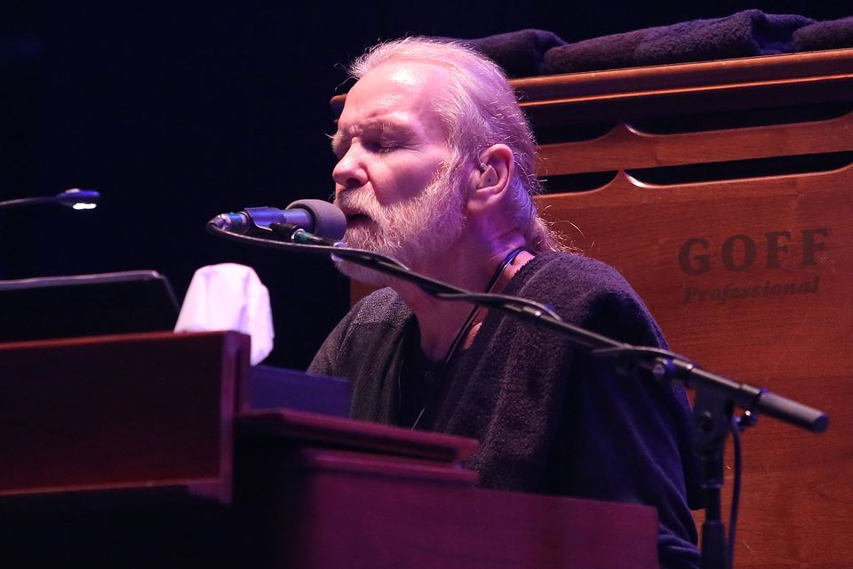 Allman Brothers Band in Concert