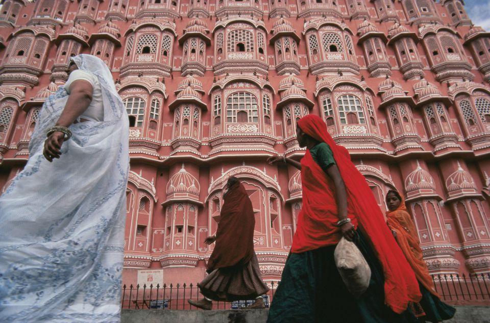 Hawa Mahal, Jaipur.