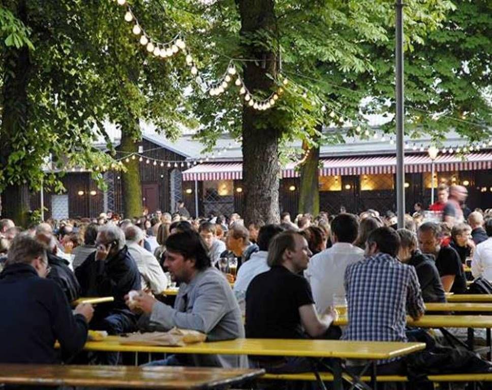 The Best Biergartens in Berlin