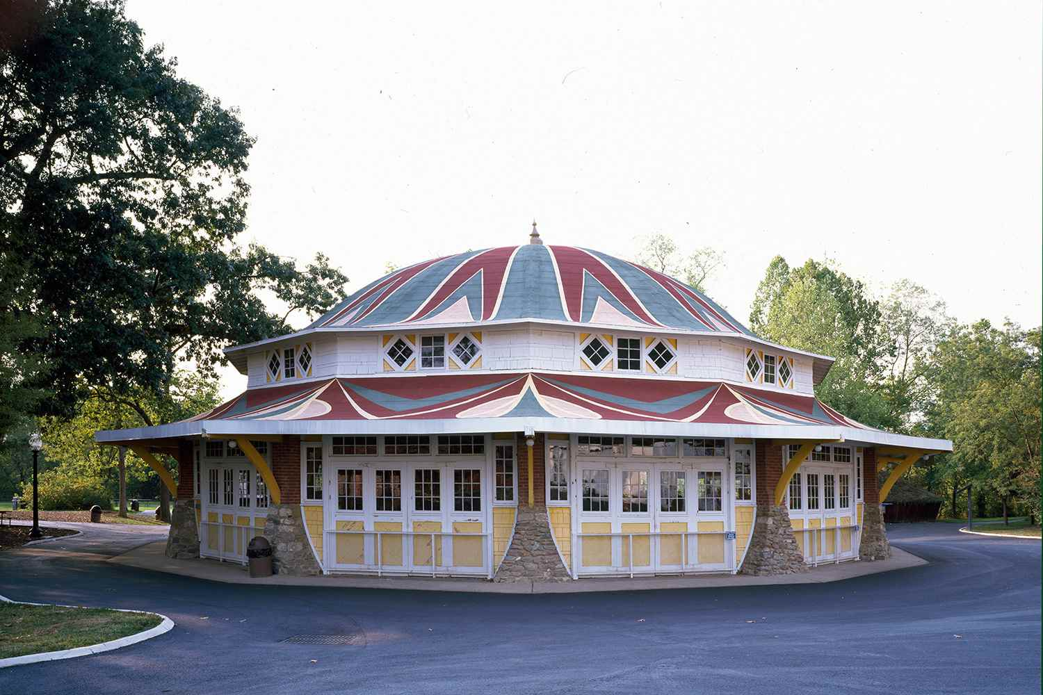 Glen Echo Park, Glen Echo, Maryland