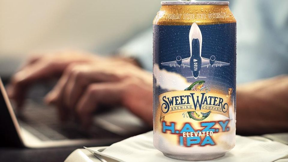 Delta SweetWater IPA