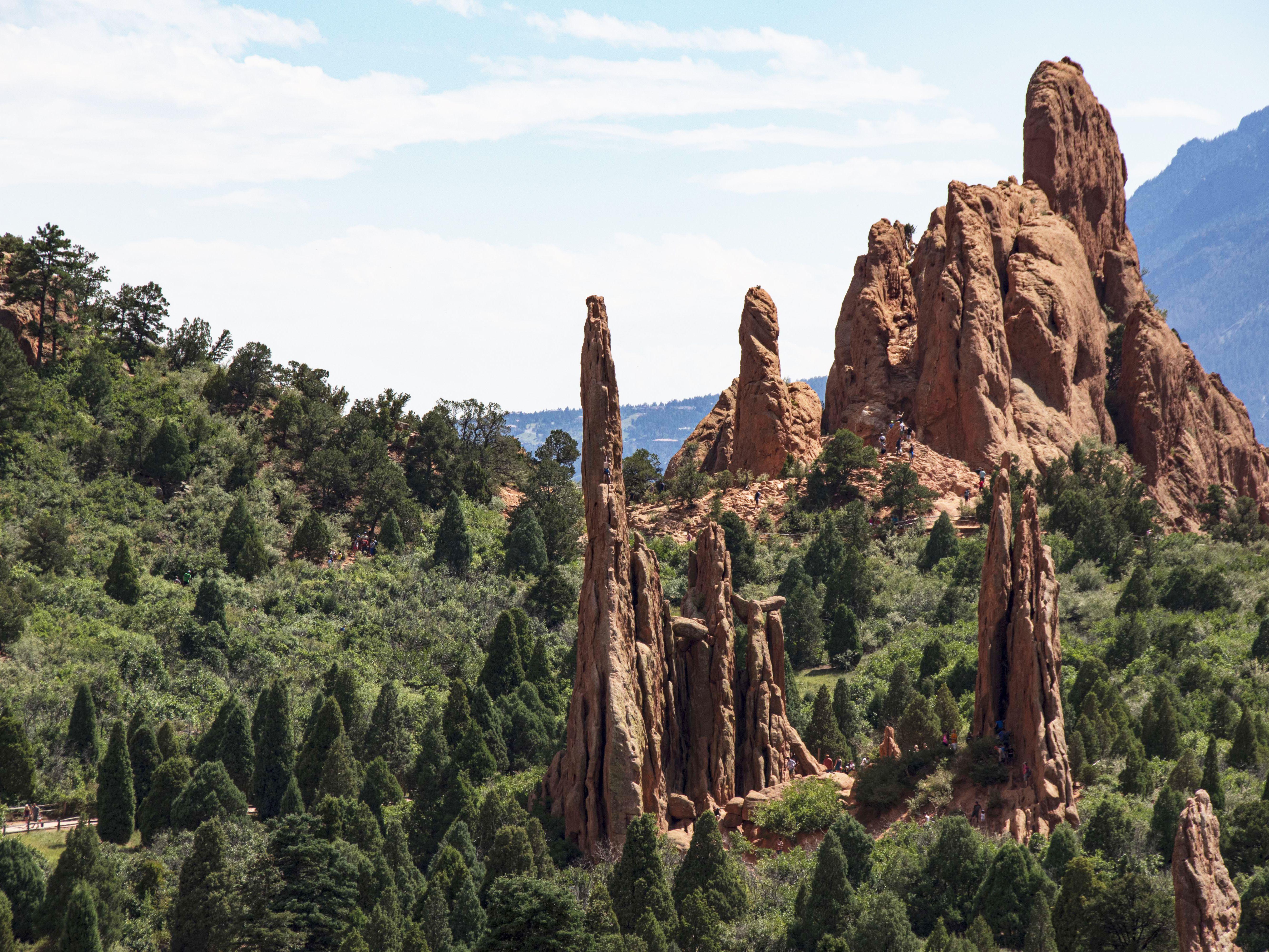 Garden Of The Gods Colorado Springs The Complete Guide