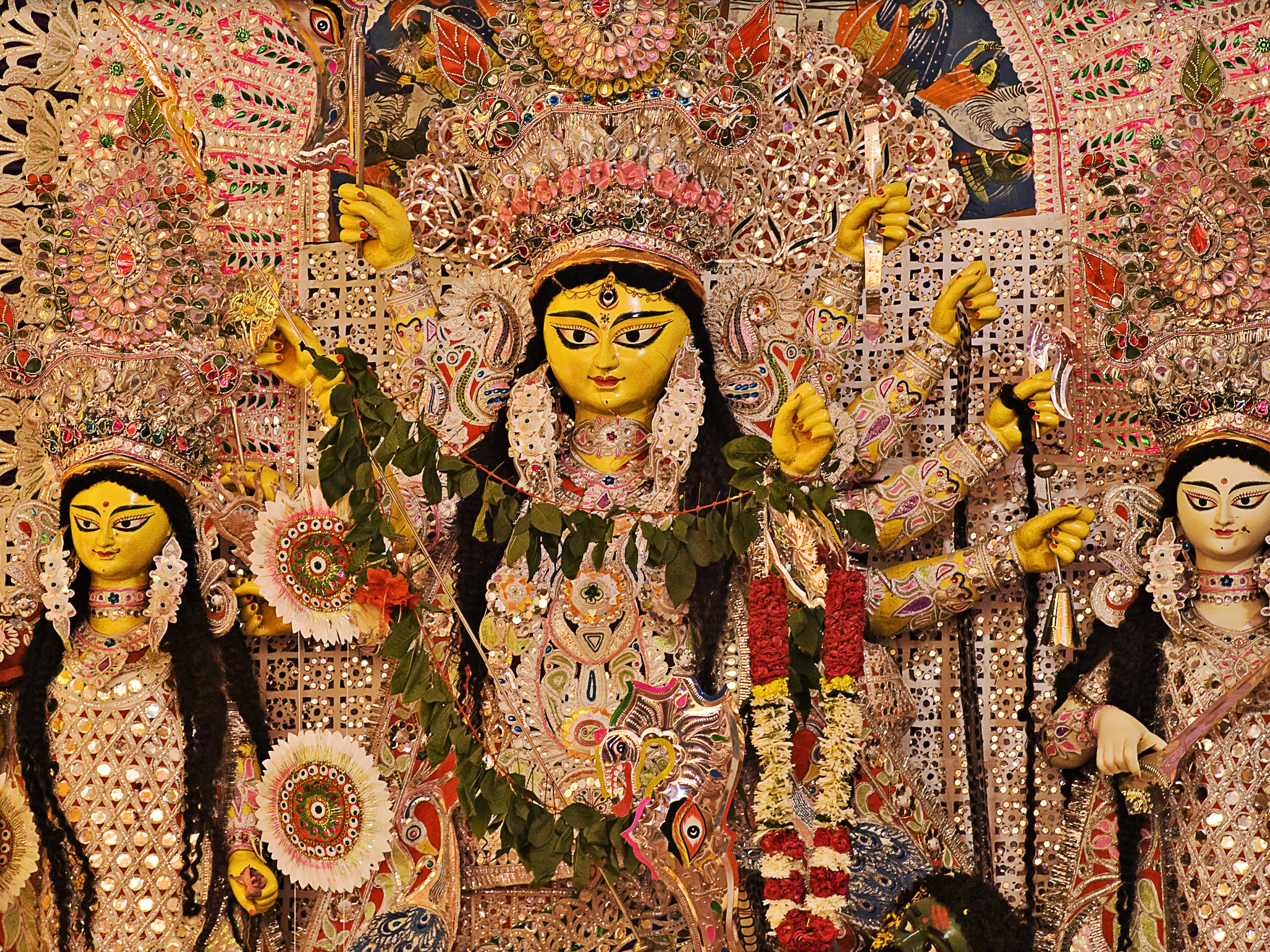 When Is Durga Puja in 2019, 2020, and 2021?